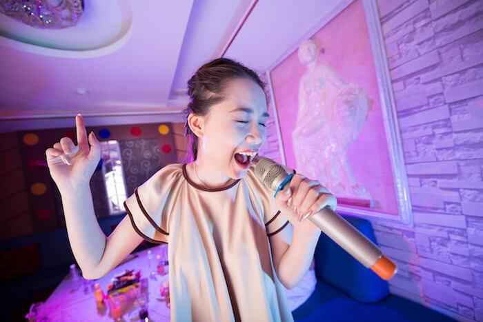 4.開き直っておもいっきり歌う