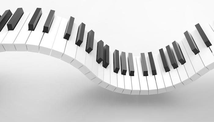 キーボードを使った音階トレーニングで音痴を治す