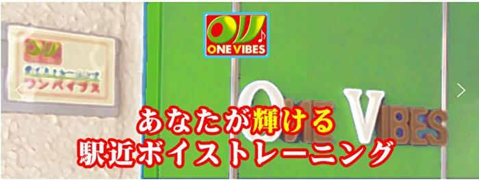 ONE VIBES(ワンバイブス)